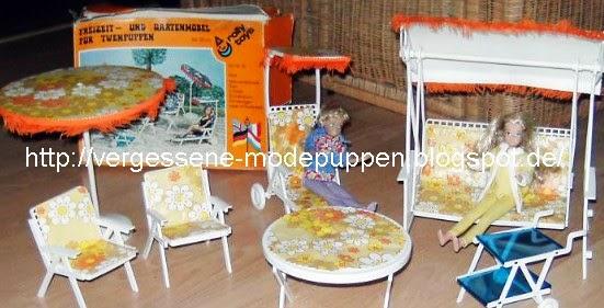 Gartenmobel Aus Holz Obi : Vergessene Modepuppen der 1960er70er Jahre August 2014[R