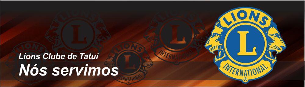 Lions Clube de Tatuí