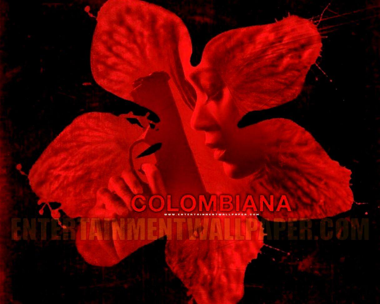 Colombiana Wallpaper   10027830 1280x1024  Desktop Download