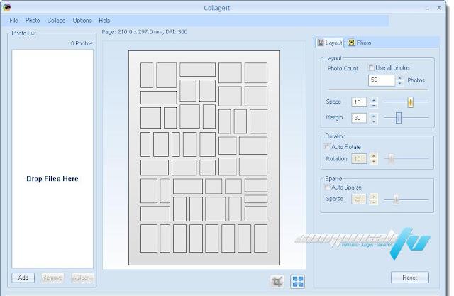 CollageIt Pro Versión 1.9.3