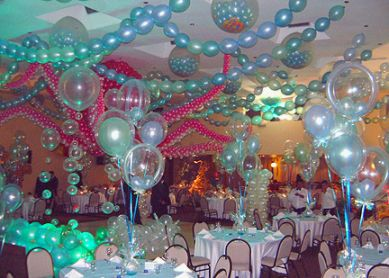 decoracion globos unica
