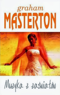 """23. """"Muzyka z zaświatów"""" Graham Masterton"""