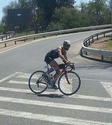 Medio Ironman de Sevilla