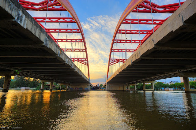 Ong Lon Bridge, Ho Chi Minh City