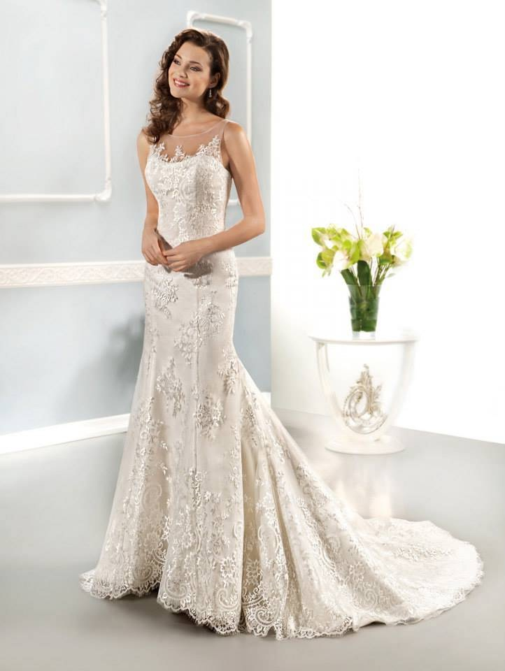 Cosmobella Spring 2014 Bridal Collection