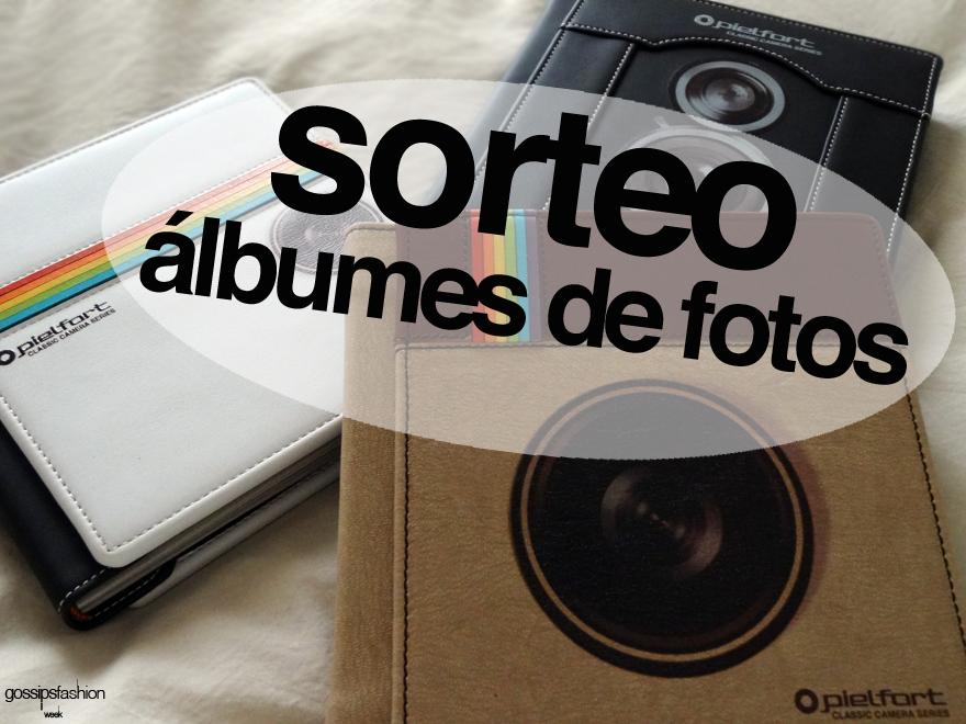sorteo libro de fotos instagram albumes de fotos pielfort