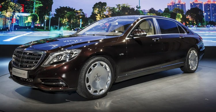 New mercedes maybach s class oozes of opulence 55 pics for How much is a 2014 mercedes benz s550