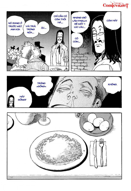Aiki chap 71 - Trang 8