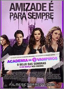Academia de Vampiros O Beijo das Sombras Dual Audio