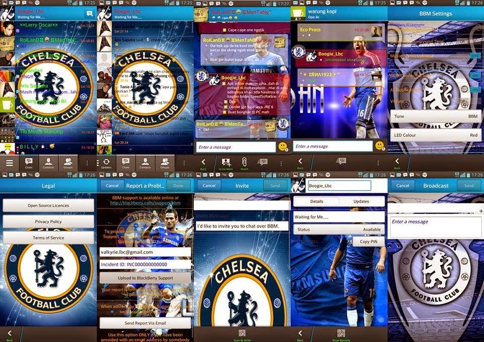 Download Gratis BBM MOD Apk Terbaru 2014