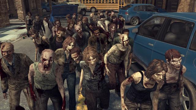 The Walking Dead Survival Instinct Xbox 360 Región Free