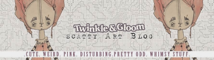 Twinkle and Gloom Art