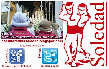Hermanos Costaleros de María Stma. de la Soledad.