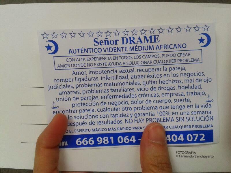 Señor DRAME