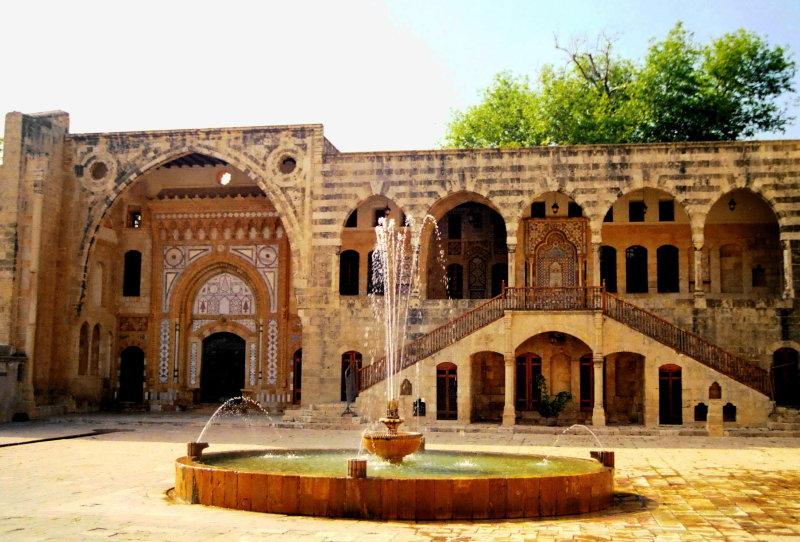 Beit Dine Beit el Dine Palace One of