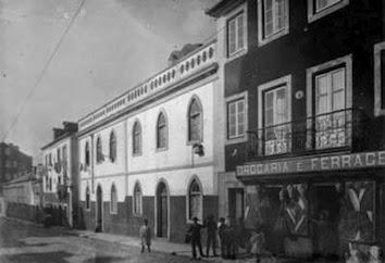 RUA DE CAMPO DE OURIQUE -1902
