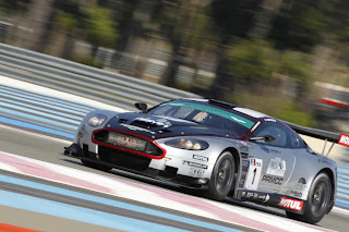 Hexis AMR: Dream Team for the Blancpain Endurance Series
