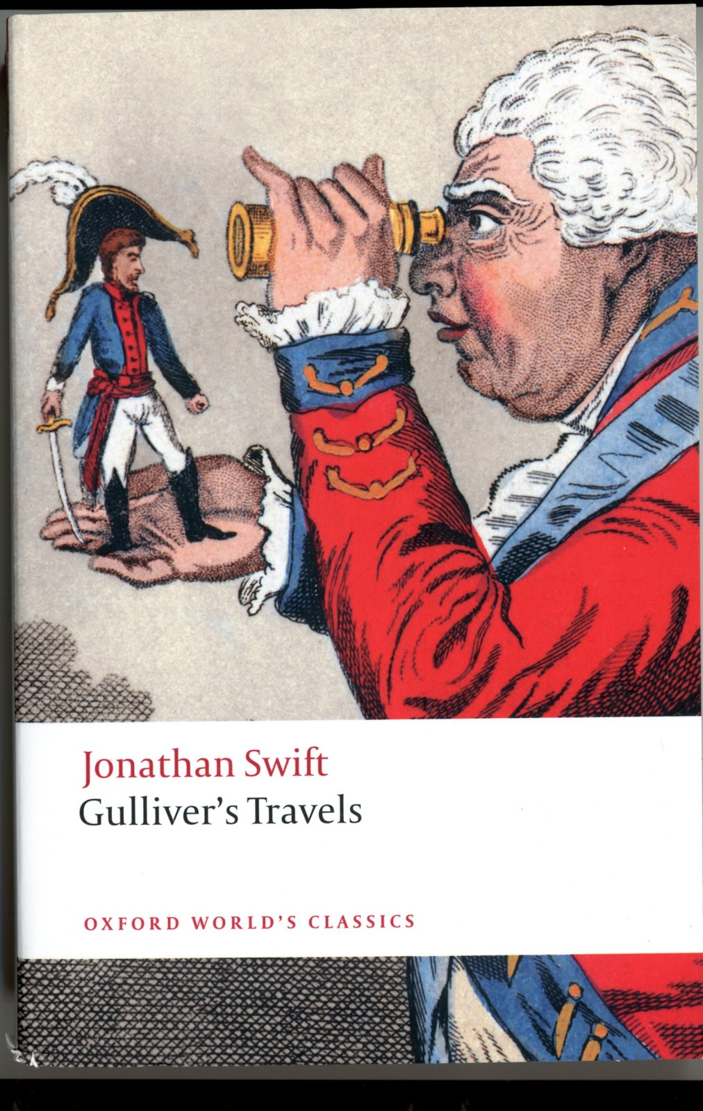 the importance of rationality in jonathan swifts gullivers travels Gulliver's travels (1726) - jonathan the houyhnhnms represent an existence governed by rationality and so that england is given a constant if unspoken importance.