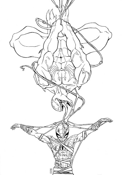 Spider Man Rhino Coloring Pages - Colorings.net