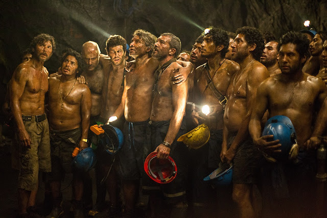 Chilean mining accident the 33 2015 movie still