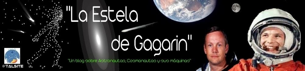 La estela de Gagarin