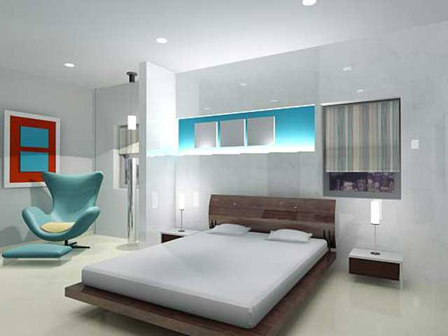 Small bedroom interior design for Compact bedroom interior design