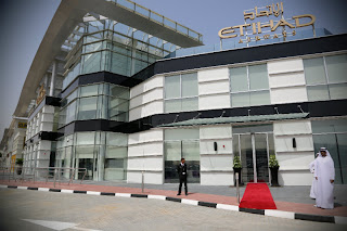Etihad Travel Mall offers various services under one roof