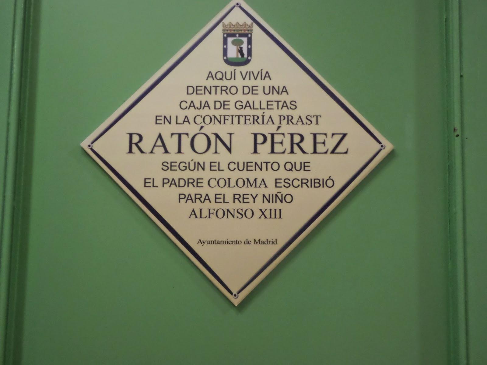 Planes con niños: Visitamos la Casa Museo del Ratón Pérez