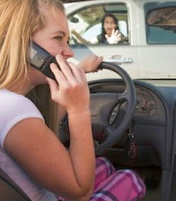 26% of car crashes caused by cell phone use
