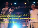 Show com a participação de Sérgio Magrão (14 Bis)