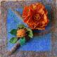Rosenfenster - von wollwerkerin