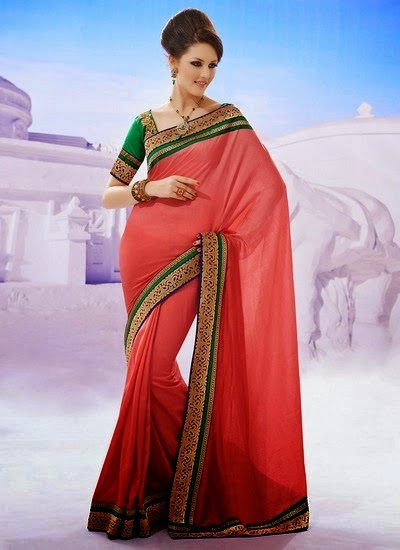 India's Best Selling Saree Collection 2014