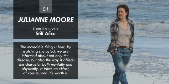 Julianne Moore (Still Alice)