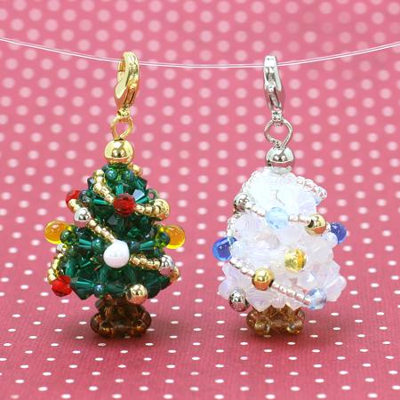 YUU。KU*串珠+手工DIY: 聖誕樹