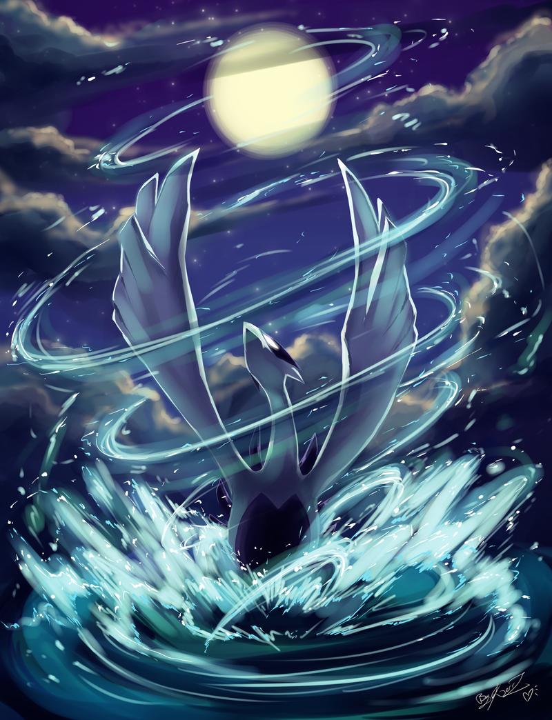 My Favorite Pokémon: #2: Lugia