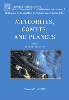 Meteorites, Comets, and Planets Treatise on Geochemistry