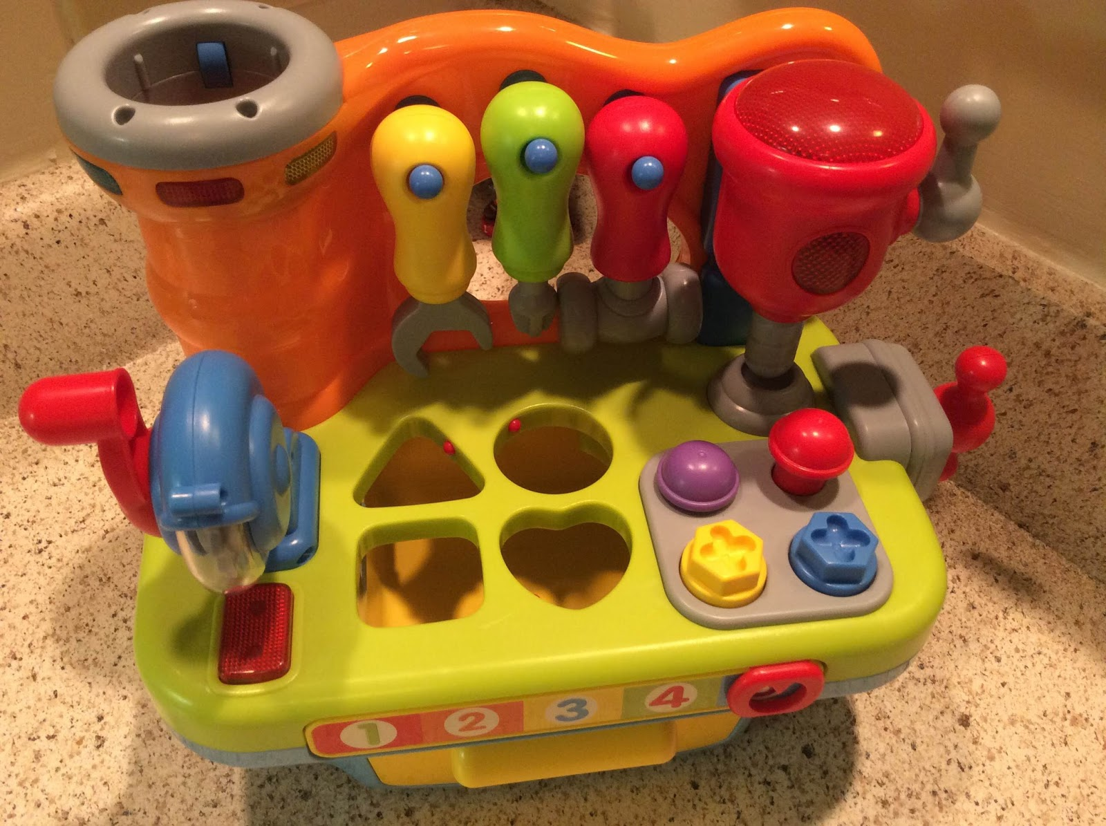 Toys For Kids 4 5 : Whatrinaloves techege toys review tool truck multi