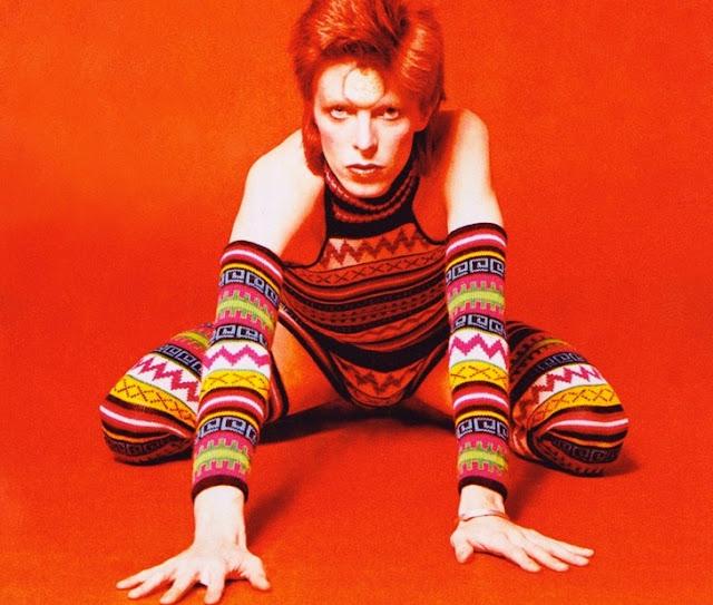 David Bowie, canciones