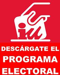 Programa electoral municipal 2015
