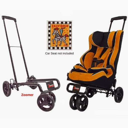 Travel Made Easier With The 2 In 1 Zoomer From Lilly Gold Mommy Katie