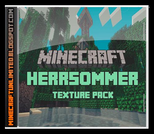 HerrSommer Texture pack Minecraft