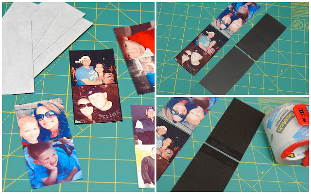 Instagram Magnetic Bookmarks