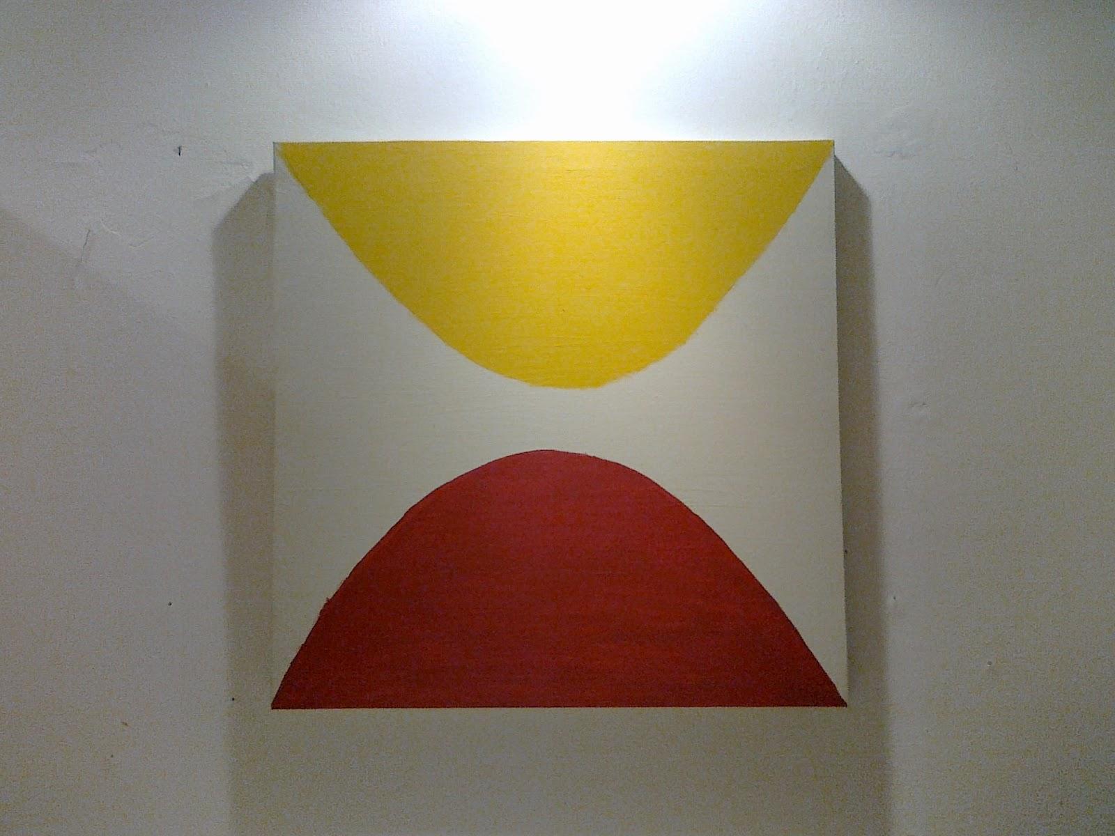 Creative & Ordinette: DIY Artwall - arredare una parete , quadri fai da te