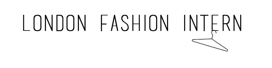 London Fashion Intern