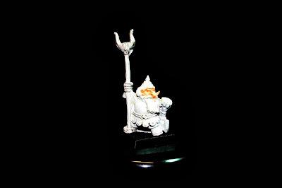 Portaestandarte de los Bugman's Dwarf Rangers