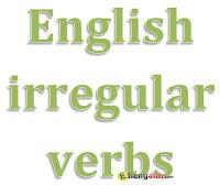 Động từ tiếng Anh bất quy tắc
