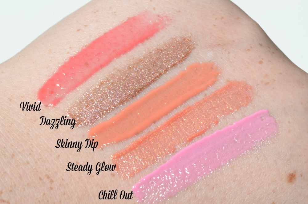 Sigma Steady Glow Lip Vex Collection