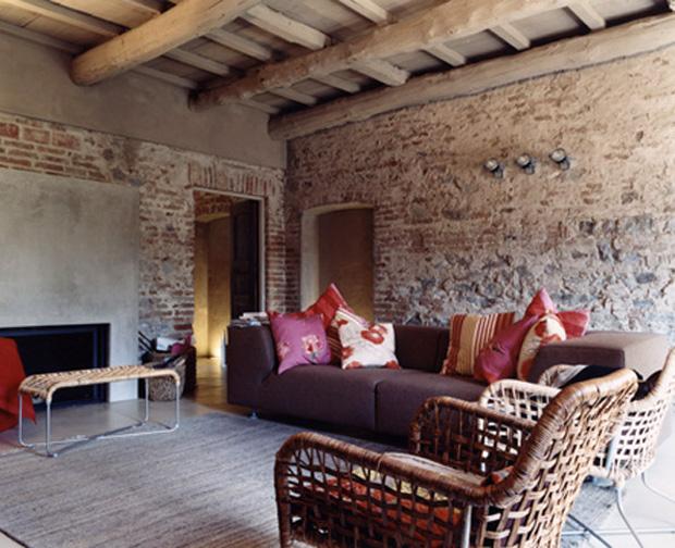 Corteranzo colori e combinazioni per la sala al primo piano for Colori per sala