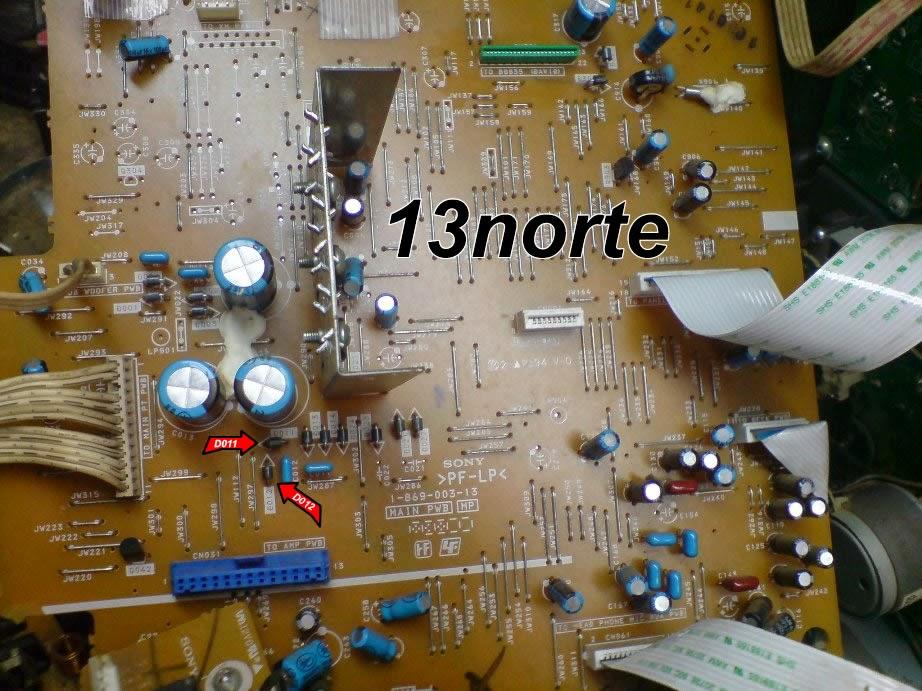 Mainboard Sony HCD-RG590