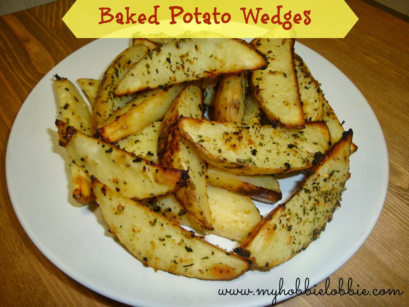 how to make potato wedges at home